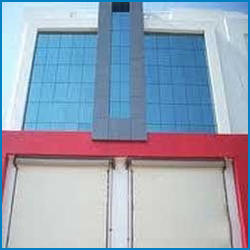 Large Rolling Shutters in India, Electrical Rolling Shutter Manufacturers in India
